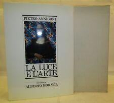 STORIA PITTURA - Pietro Annigoni: La Luce e l'Arte - ENEL 1987 Alberto Moravia