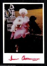 Barbara Cartland (+2000) Top foto ORIG. sign., entre otros, vulnerables amor + G 6464