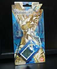 Bandai Digital Monster Digimon X Ver 3 Blue Digivice + Bonus GITD Cover