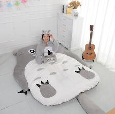 90*70'' Cute Huge Giant Totoro Bed Carpet Tatami Mattress Sofa Filled Great Gift