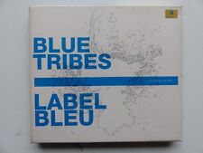 CD Album Blue tribes Label bleu cOMPIL lblc 6650 BATTISTA LENA BOLLANI LOURAU
