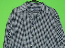 Polo Ralph Lauren Mens Size XL Extra Large Blake Plaid Long Slv Button Shirt