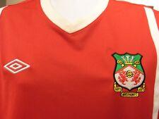 Wrexham F.C Umbro Men's Soccer Jersey  large