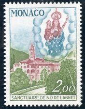 STAMP / TIMBRE DE MONACO N° 1426 ** SANCTUAIRE DE NOTRE DAME DE LAGHET