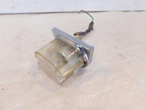 Honda VT750 VT1100 Shadow 750 & 1100 Rear License Plate Tag Light Lamp & Housing