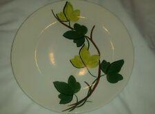 Blue Ridge Potteries Plantation Ivy Dinner Plate