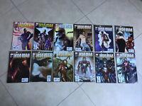 MARVEL COMICS IRON MAN DIRECTOR OF S.H.I.E.L.D. 21 - 32 (12 COMICS)