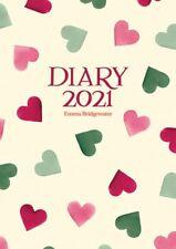 Emma Bridgewater 2021 A6 Hearts Handbag Diary