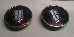 FORD MERCURY 255521 40-4548 WHEEL CENTER CAPS CROWN VICTORIA GRAND MARQUIS LTD
