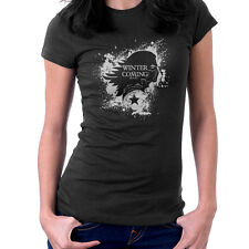 Winter Is Coming Bucky Soldier Captain America, Women's T-Shirt