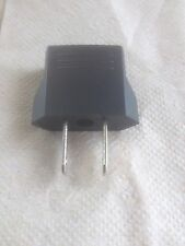 New Travel Adapter Flat Plug From 220volt To 110v USA.-