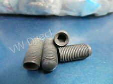 4 x Genuine VW Audi Skoda SEAT Golf T5 A3 A4 Injector Adjustment Screw WHT000530