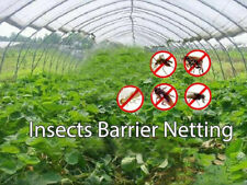 2Pack Agfabric®6.5x25Ft Insect Netting Garden Netting Protective for Plant Crops