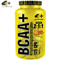 BCAA 125 Tab Anabolic Amino Acids Promotes Muscle Growth & Recovery Whey Protein