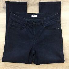 Jag Slim Straight Stretch Capri Women's Blue Jeans Size 12 W31 L25.5 R10 (AE6)