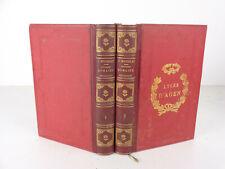JULES MICHELET Histoire Romaine - République - 2/2 1890 Livre Prix LYCEE AGEN