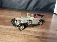 1933 ROLLS-ROYCE PHANTOM 11 CONTINENTAL - 1/43 WESTERN MODELS WHITE METAL .