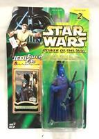 Hasbro Star Wars Power of the Jedi Blue CORUSCANT GUARD  Collection 2 POTJ  2000