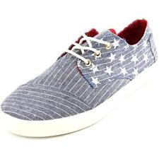 Tom's Lace-up Canvas Upper Material Shoes for Men