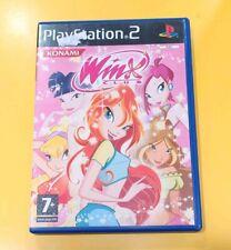 Winx Club GIOCO PS2 VERSIONE ITALIANA