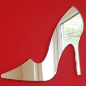 High Heel Acrylic Mirror (Several Sizes Available)