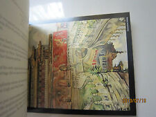 St Regis Singapore Art Collection Postcards Book 12 pieces in a set