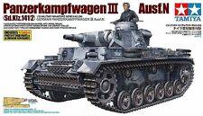 KIT TAMIYA 1:35 GERMAN PANZERKAMPFWAGEN III Ausf.N 35290