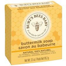 Burt's Bees Baby Bee Buttermilk Hypo-Allergenic Bar Soap 100% Natural