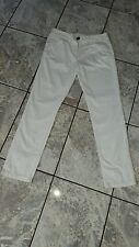 """""""Next"""" White Summer Trousers (11yrs/height 146cm)"""