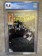 Amazing Spider-Man #295 CGC Gem Cover! Venom Symbiote Black Spidey