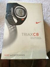 Nike Triax C8 Heart Monitor