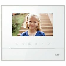 """Abb-Welcome 4.3"""" Video Hands-Free Indoor Station M22311-W Welcome Abb Hmi"""
