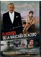 El hombre de la mascara de acero (Who? ) (DVD Nuevo)
