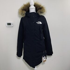 The North Face Women's New Outerboroughs Parka TNF Black Sz S $449