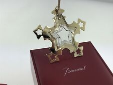 Baccarat Crystal Christmas Ornaments Shooting Star 2602778