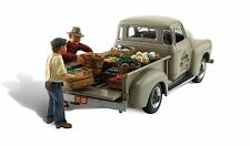 Woodland Scenics / Auto Scenes #5346 - Paul's Fresh Market N Scale AS5346