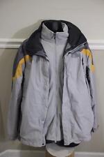 The North Face Men's Boundry Acclimate  w/ zip interior jacket 2pcs XL(CO100)