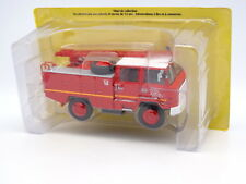 Ixo Presse Camion Pompiers 1/43 - Berliet FF 4X4