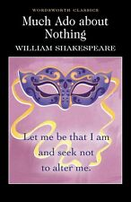 Much Ado About Nothing by William Shakespeare (Paperback, 1995) Discount Book