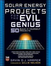 Solar Energy Projects for the Evil Genius-ExLibrary