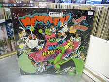 NEWCLEUS Space Is The Place LP 1985 Sunnyview Records EX IN Shrink [rap hip hop]