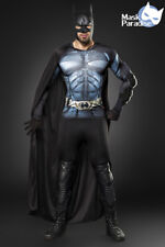 Kostümset Batman Kostüm für Herren Fasching Karneval