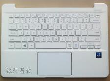 NEW for SAMSUNG 905S3K 910S3K 910S3L white Palmrest Cover US KEYBOARD