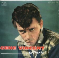 CD Single Gene VINCENT	In Paris | Race with the Devil - French EP REPLICA - 4-TR