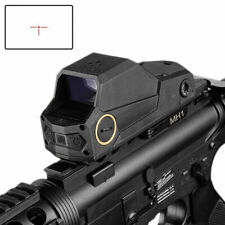 Tactical MH1 Holographic MH1 Red Dot Sight Scope Reflex Quick Detach Mount