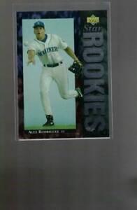 # 24 ALEX RODRIGUEZ  rc 1994 upper deck  MARINERS