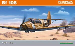 Eduard 1/32 Bf 108 w/PE Detail 3006 ProfiPack