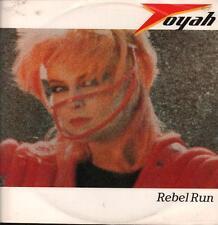 "Toyah(12"" Vinyl P/S)Rebel Run-Safari-SAFELS 56-UK-1983--G/VG"