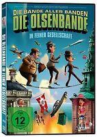 Die Olsenbande in feiner Gesellschaft von Jørgen Lerdam   DVD   Zustand gut