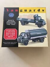 Lledos Vanguards 1:64 Boots Delivery Trucks Of The 1960's